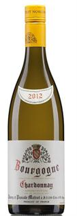 Thierry et Pascale Matrot Bourgogne Chardonnay 2012 750ml